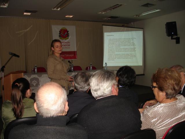 Destac  apresenta projeto de Revitalizacao do Cemitério da Vila Formosa (2/6)
