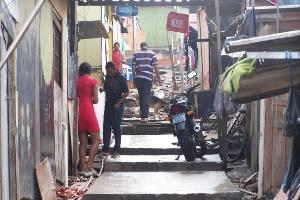 Favela do Piolho no Campo Belo