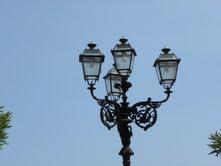 Lustre em Taormina