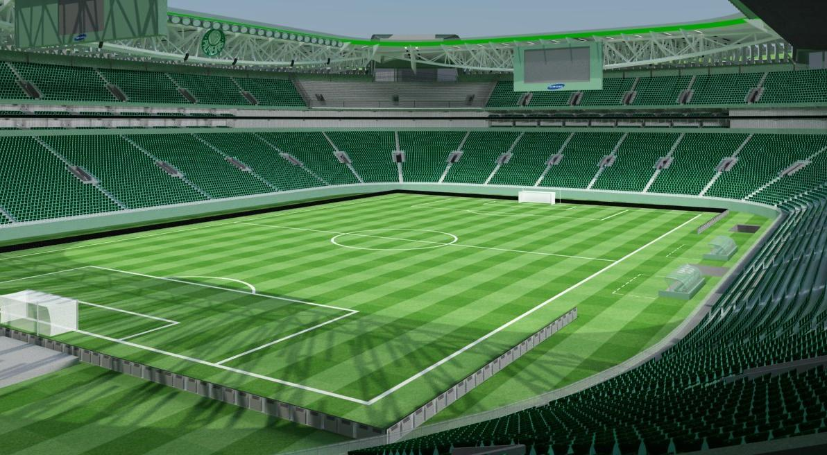 Stadiums for 2014 in brazil est dios para 2014 no brasil for Estadio arena