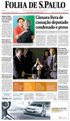 Imagem Folha de SP
