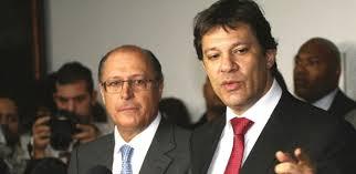 Geraldo e Alckmin