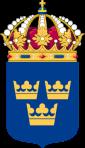 Brasao menor_Sweden_Lesser.svg