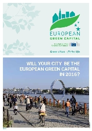 Logo Capital Verde Europeia