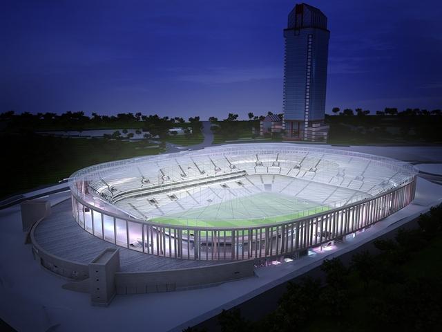 Voldafone Arena(Besiktas) - TURQUIA