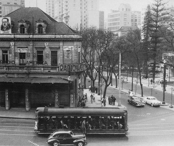 Av. São Luiz com Rua da Consolação.