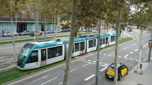 Monotrilho Barcelona 1