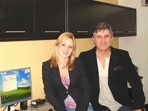 Paula e Vagner