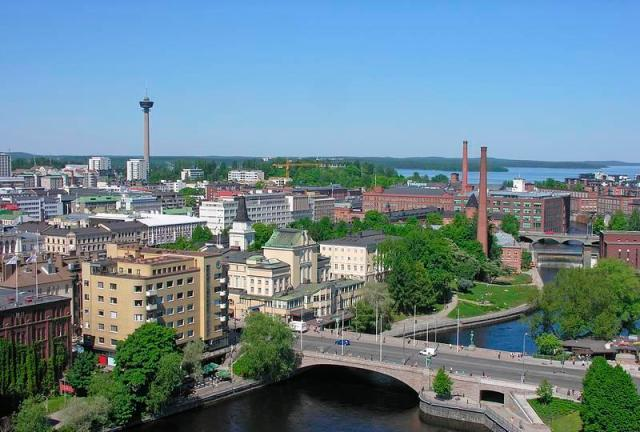 Lahti – Finlândia