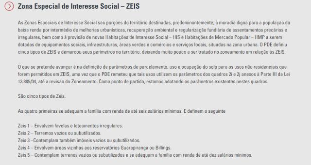 ZEIS Significado