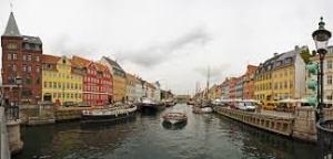 Copenhague, na Dinamarca,