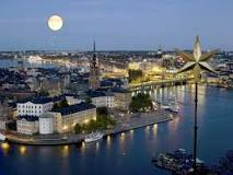 Estocolmo, Suécia,
