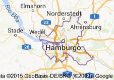 Hamburgo, Alemanha,1