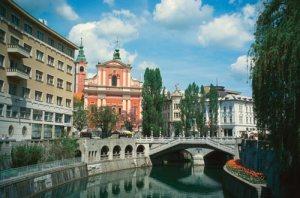 Ljubljana, na Eslovénia