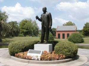 Armstrong Statue