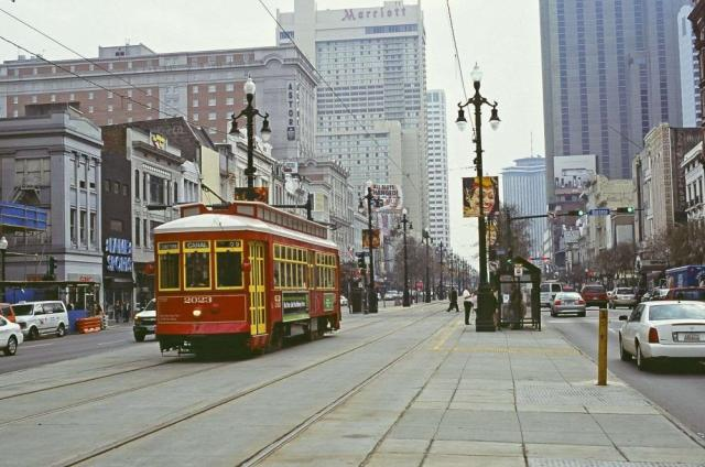 Canal Street__ New Orleans