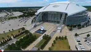 O AT&T Stadium 3