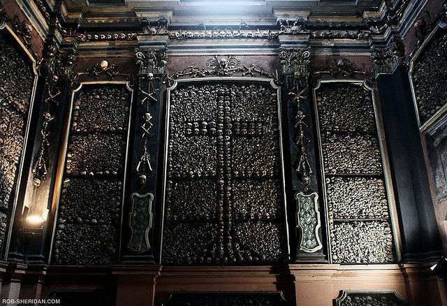 Igreja San Bernardino alle Ossa - Milão - Itália