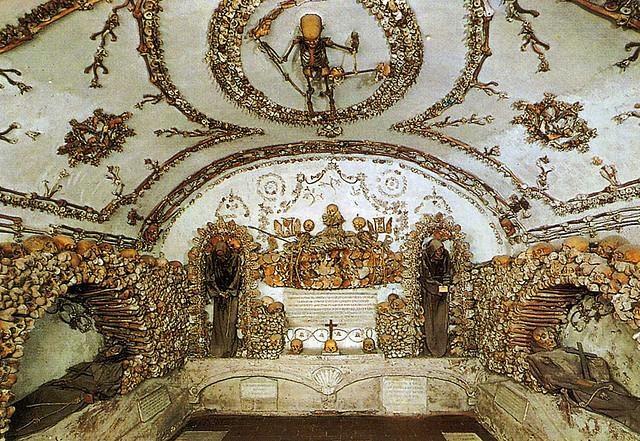Igreja Santa Maria della Concezione dei Cappuccini, em Roma