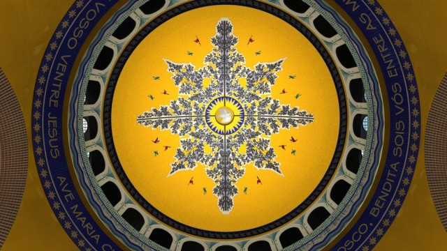 mosaico-da-cupula-do-santuario-nacional-de-aparecida-sp-